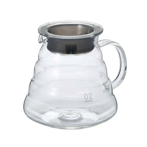caraffa hario 600ml per coffee brewing