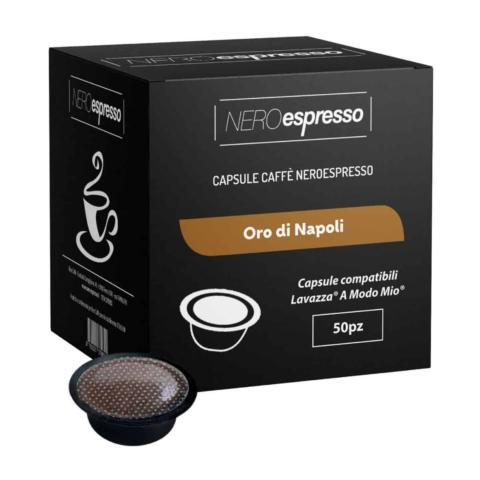 capsule caffè oro di napoli lavazza a modo mio