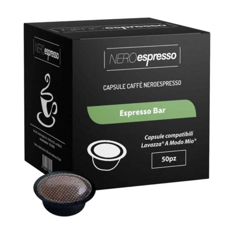 capsule caffè espresso bar lavazza a modo mio