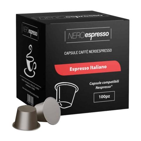 capsule caffè espresso italiano compatibili nespresso