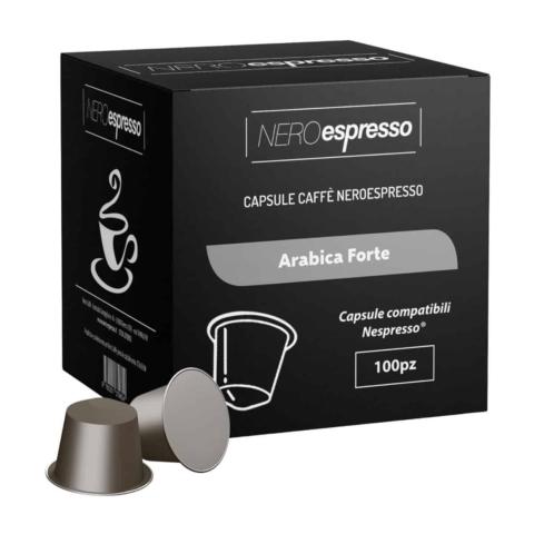 capsule caffè arabica forte compatibili nespresso