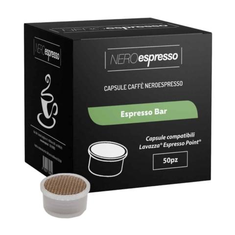 capsule caffè espresso bar lavazza espresso point