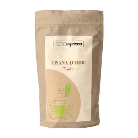 confezione di tisana d'erbe