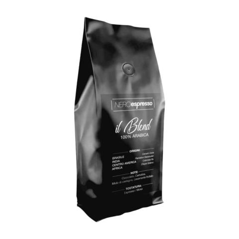 miscela di caffè 100% arabica