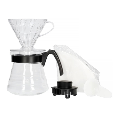 craft coffe pour over starter kit