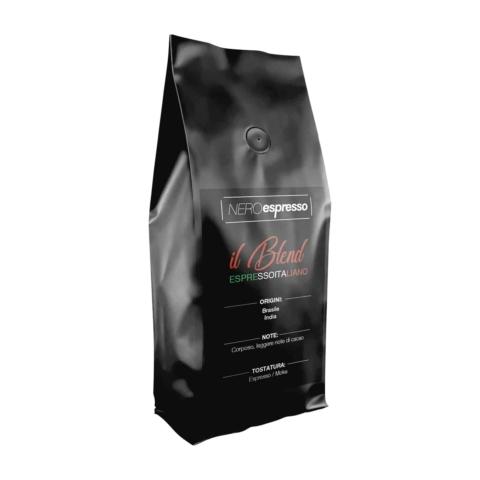 miscela di caffè espresso italiano